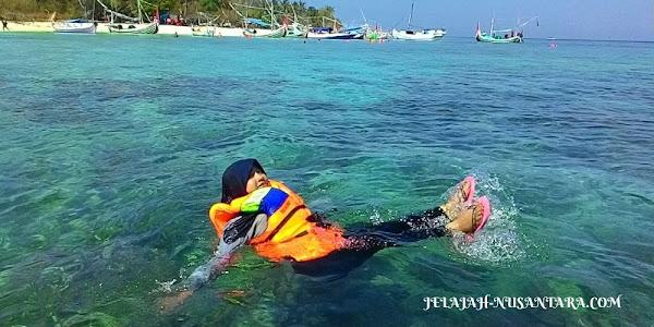 paket wisata open trip gili labak dan pantai sembilan madura