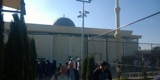 Tempat Ibadah Kaum Syiah di Melbourne Australia Dibakar