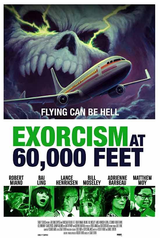 مشاهدة فيلم Exorcism at 60,000 Feet 2020 مترجم