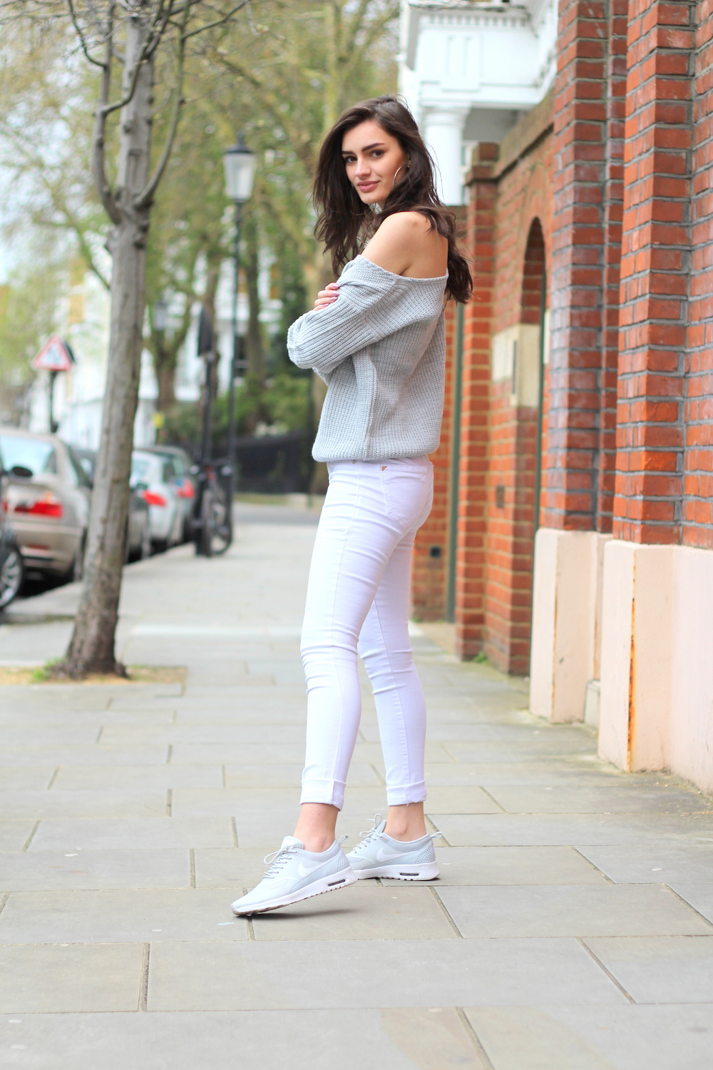 spring picks white jeans basics