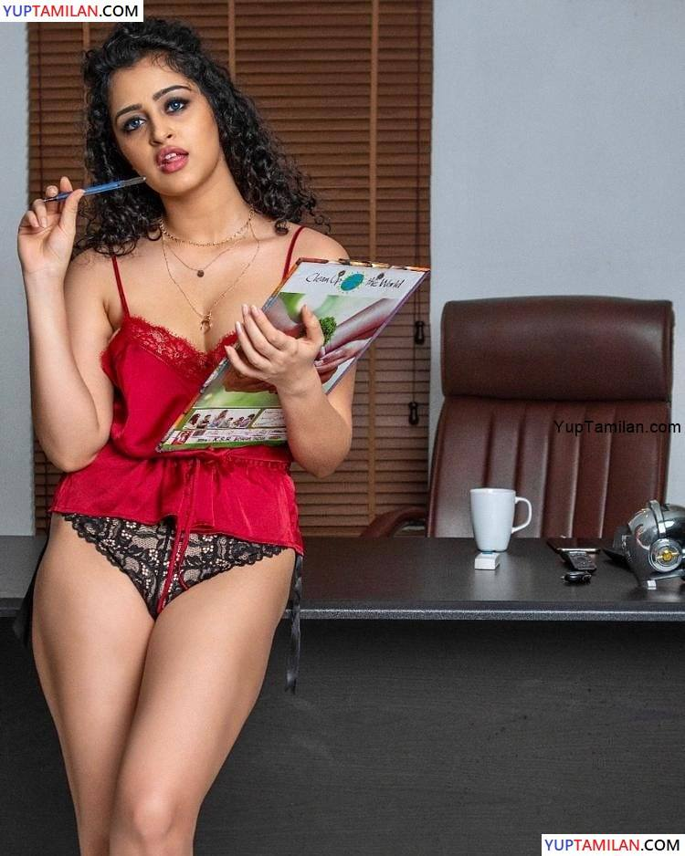 Apsara Rani Hot Photos- Transparent Underwear Pics