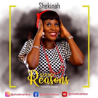 Shekinah - Many Reasons [Music + Lyric Video]