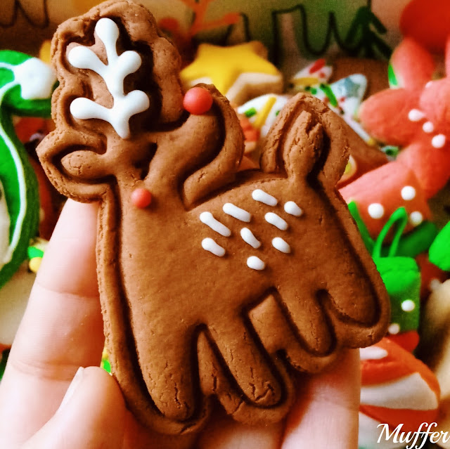 La Ruta Navideña - Twinkie Cookies