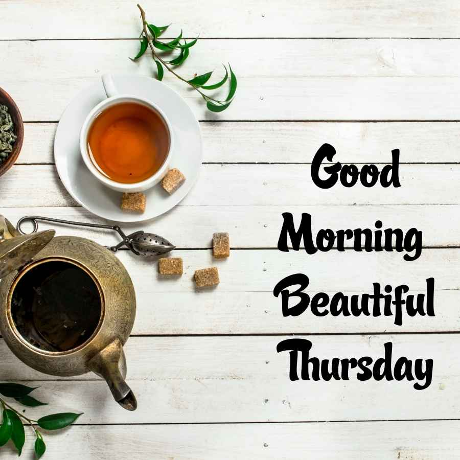 thursday morning greetings images