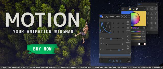 سكربت Mt. Mograph Motion v3.30 for After Effects WIN MAC Free Download