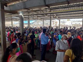 अकेले ही कोरोना रोकने की जिम्मेदारी उठा रहा रेलवे महकमा, वास्तविक स्थिति कुछ और...  | #NayaSaberaNetwork