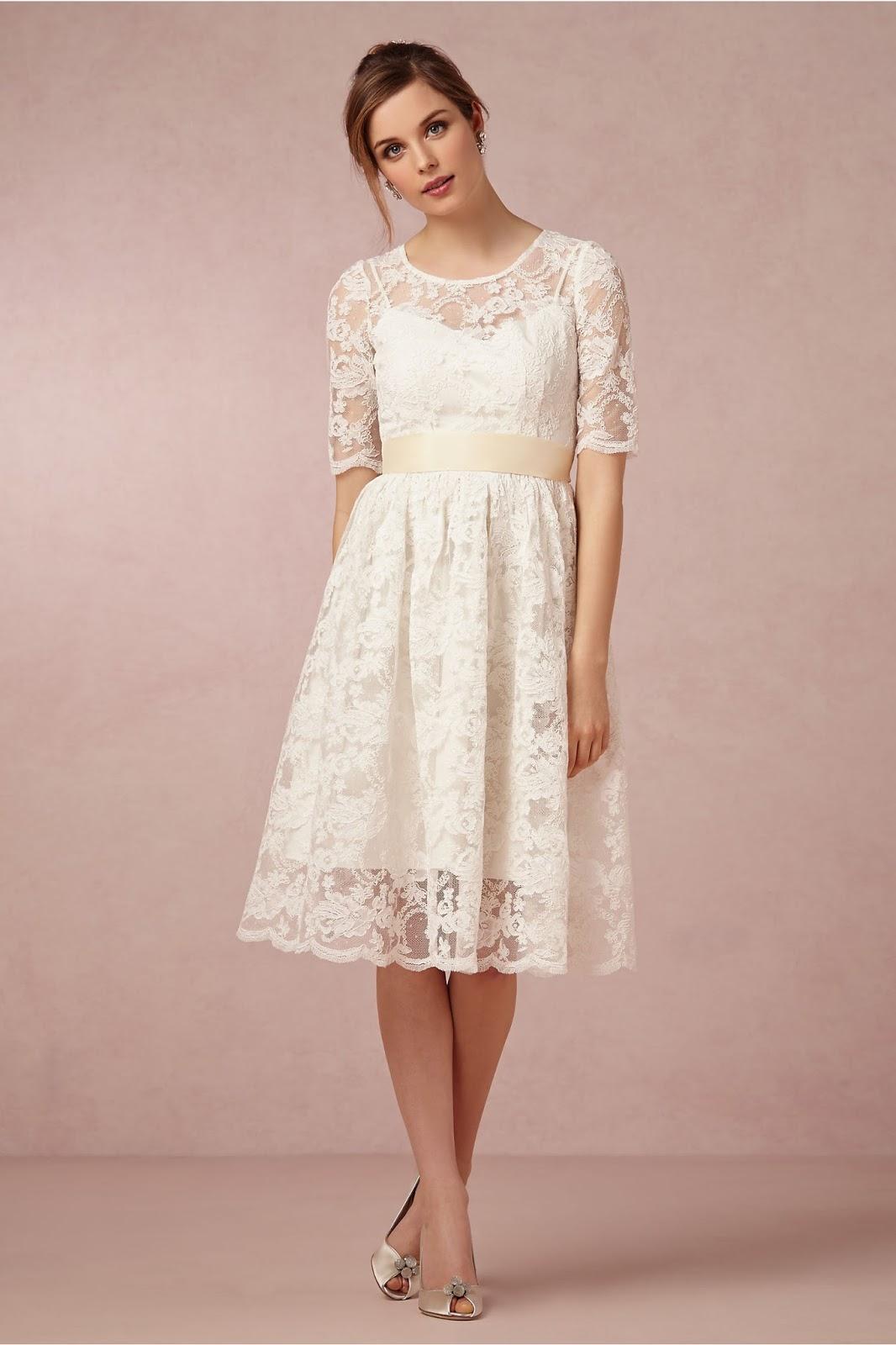 Vestidos de boda para el civil ¡Increíble Diseños de Moda! | Somos ...