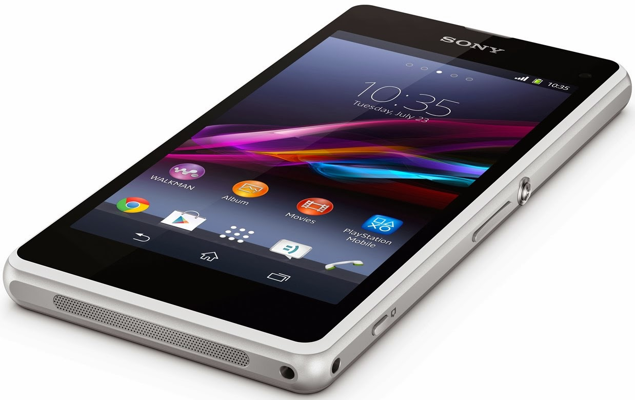 Sony Xperia Z1 Compact unlocked price in uk