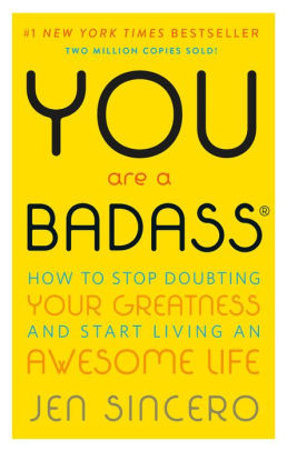 you are a badass book gift