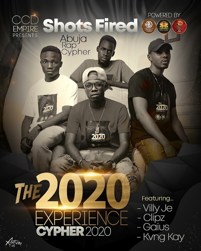 [Audio+Video] The 2020 Expirience Abuja Rap Cypher