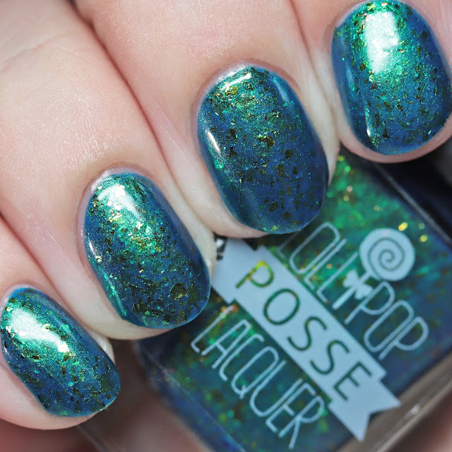 Lollipop Posse Lacquer The Worst of the Worst