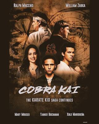 Cobra Kai - Temporada 1