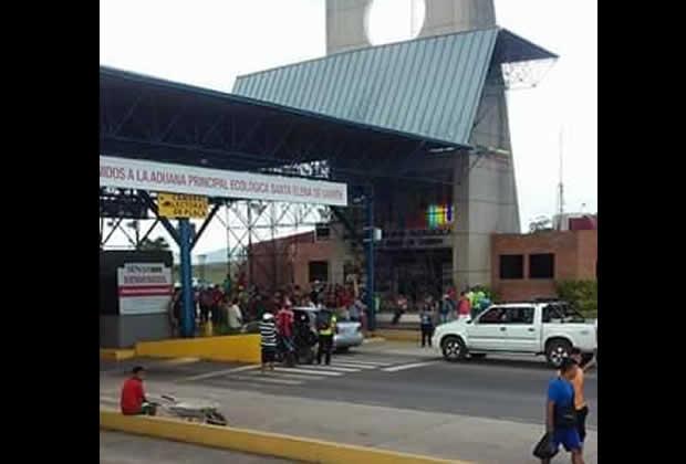 Nitu Pérez: Presos armados allanan comunidad de Wuará en Santa Elena de Uairén