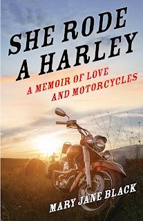 She Rode a Harley