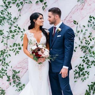Kevin Kiermaier And Marisa Moralobo Wedding