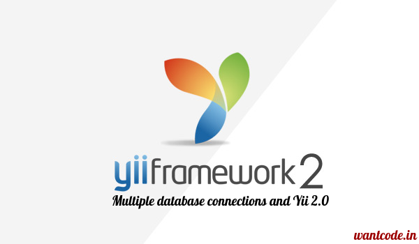 Yii2 Multiple database
