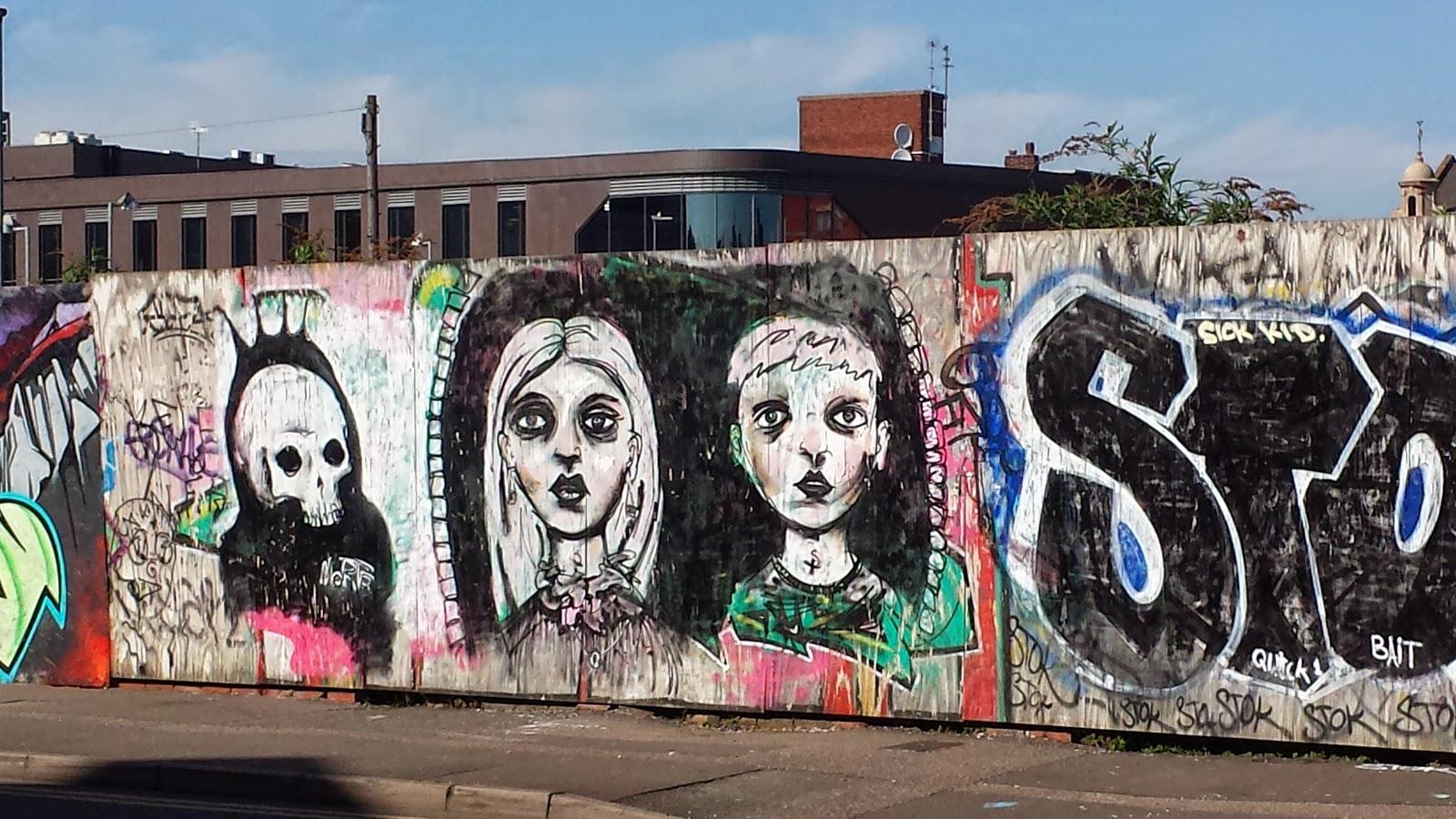 Birmingham Street Art 3 Graffiti Streetartuk Adventures Of A
