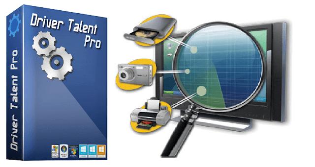 تحميل برنامج Driver Talent Pro عملاق تعريف قطع الكمبيوتر+التفعيل