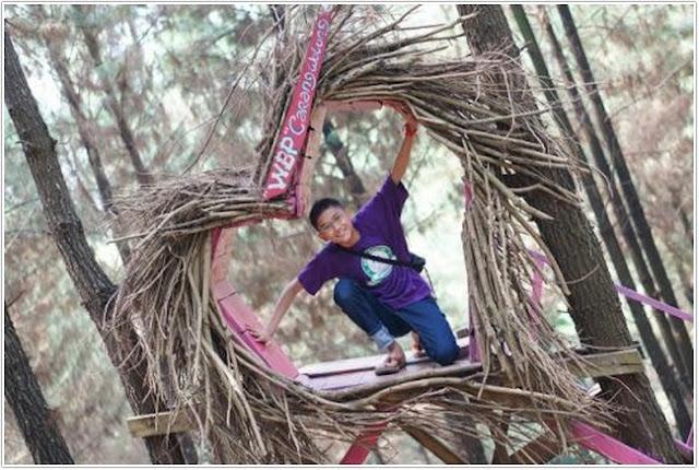 Bukit Hijau Carangwulung;10 Top Destinasi Wisata Jombang;