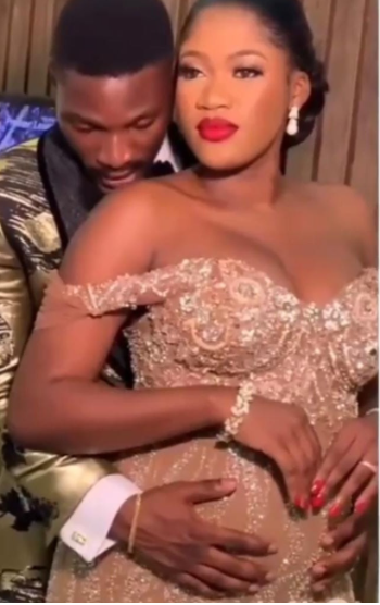 Check out More videos and Photos From Tobi Bakare and his woman, Anu Oladosu at their engagement ceremony