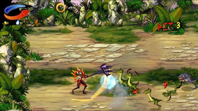 Dragon Knight Screenshot 1