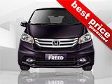 Harga Honda Freed Bandung 2016