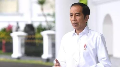 Jokowi: Dunia Rebutan Beras, Untung Kita Nggak Impor