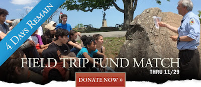 Just $20 Sends a Student on a Field Trip