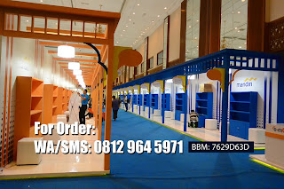Jasa Pembuatan Booth Pameran Medan
