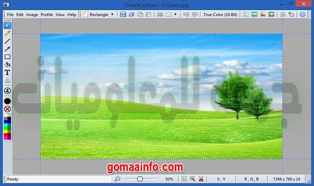 تحميل أسهل برنامج لتصوير الشاشة | SmartCapture 3.16.6