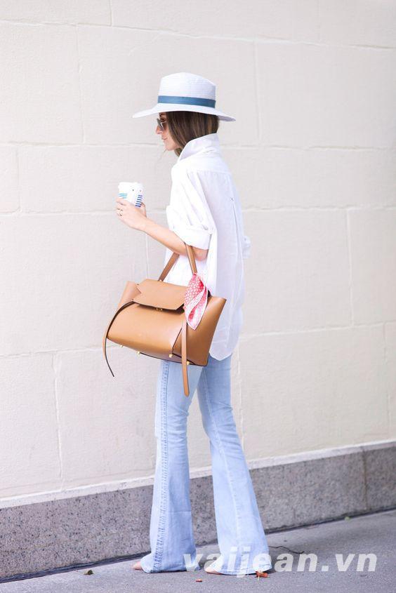 7 xu hướng quần jeans hot nhất thời trang xuân hè 2016