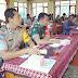 Babinsa Garongan Monitoring  Kegiatan Pengembangan Kapasitas Jaga Warga