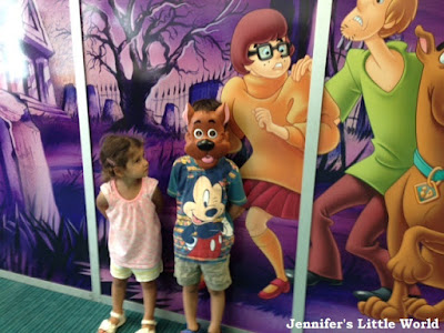 Day trip to Butlins with the family