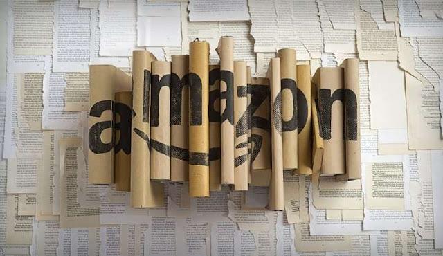 Листнг книг на Amazon. Бизнес на продажа книг