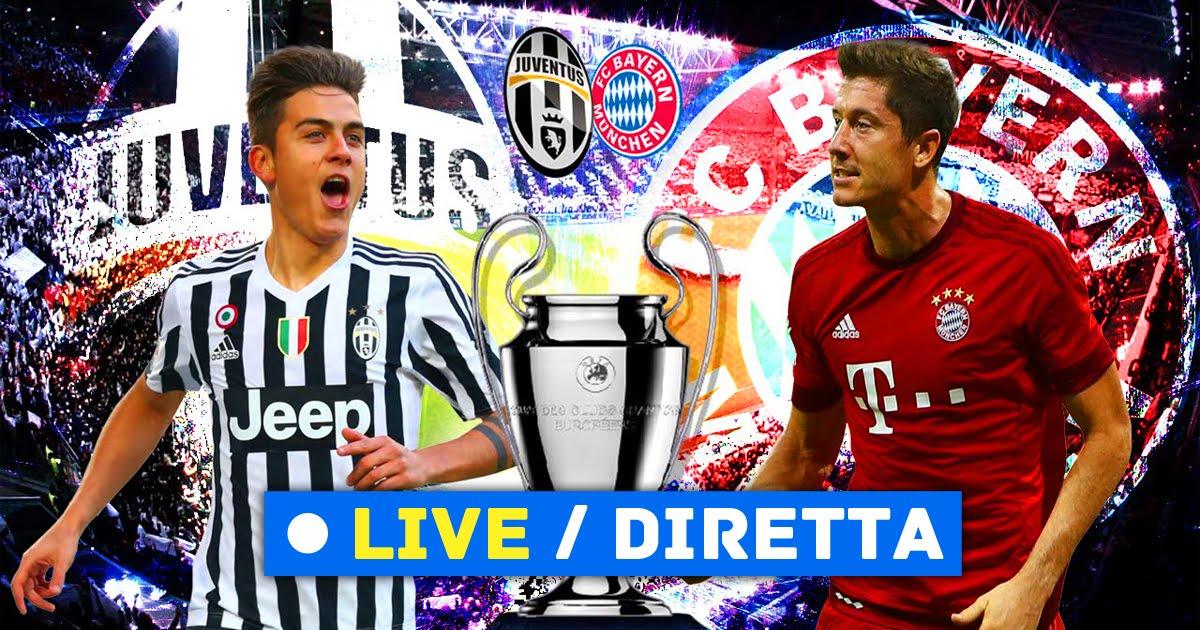 Bayern Juventus Live Tv