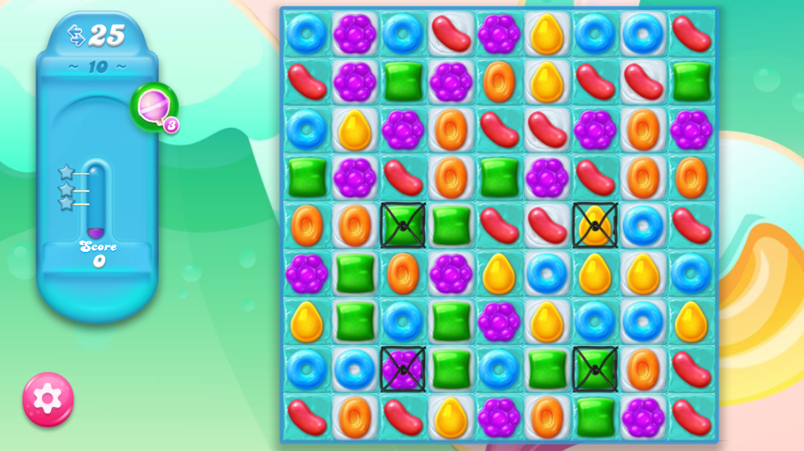 Candy Crush Jelly Saga 10