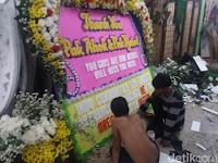 Ini Kesaksian Pedagang Bunga Rawa Belong Terkait Karangan Bunga Ahok