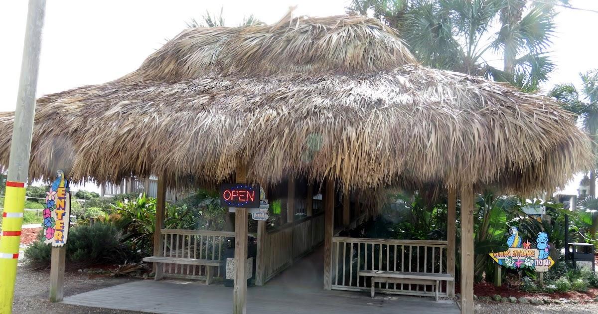 Blue Parrot Restaurant St George Island