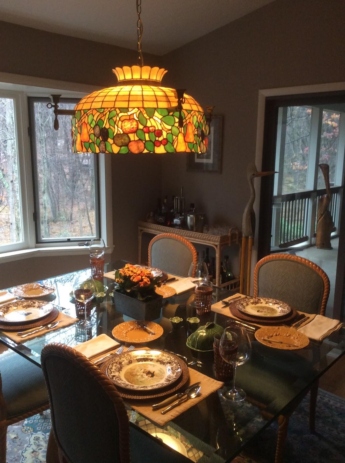 bronze dining room lighting