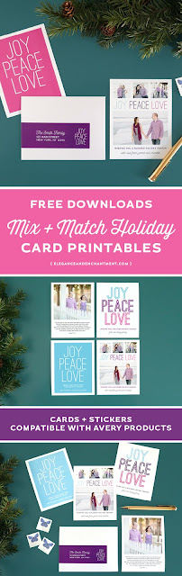 Free photo holiday card