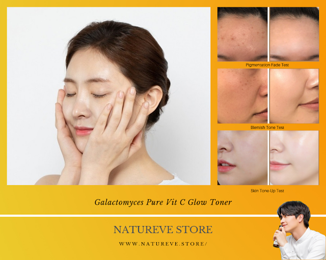 Some By Mi Galactomyces Pure Vit C Glow Toner natureve store