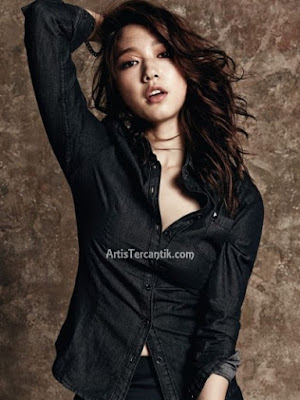 Model Korea Selatan Terseksi Park Shin-Hye