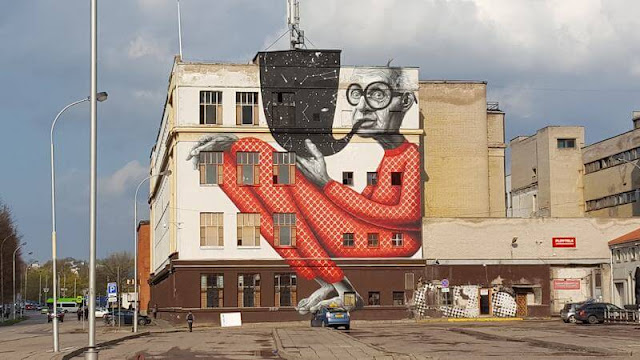 grafitti de Kaunas