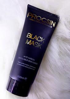 PROCSİN BLACK MASK-SOYULABİLEN MASKE