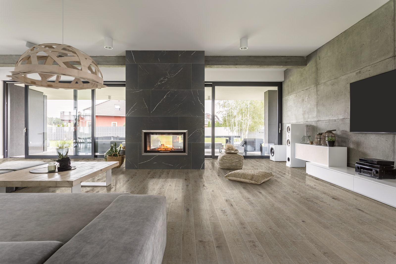 Isc Surfaces Marazzi S Newest Wood And Stone Looks