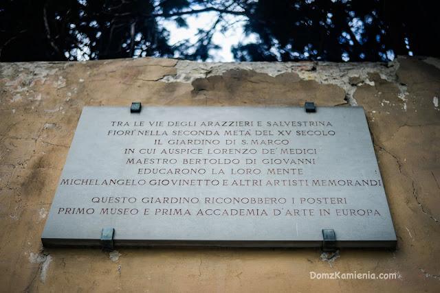 Dom z Kamienia - śladami Michała Anioła