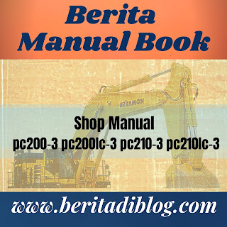 Shop Manual pc200-3 pc200lc-3 pc210-3 pc210lc-3