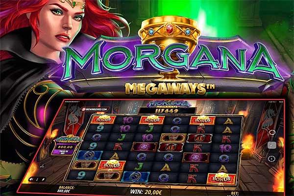 Main Gratis Slot Demo Morgana Megaways (iSoftbet)