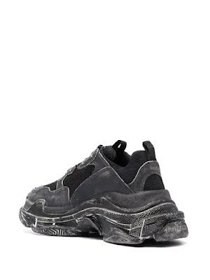 Sneaker Faded Triple S