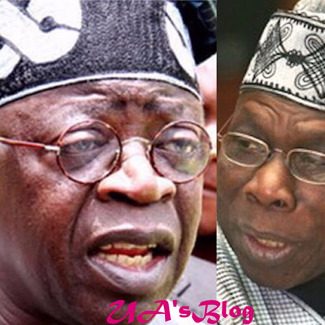 Obasanjo is part of some challenges we're facing in Nigeria today —Tinubu